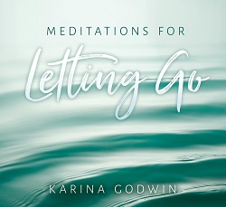 Karina Godwin CD cover Letting Go for web